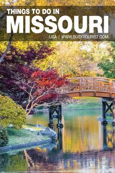 Wondering what to do in Missouri? This travel guide will show you the top attractions, best activities, places to visit & fun things to do in Missouri. Start planning your itinerary & bucket list now! #missouri #missouritravel #usatravel #usaroadtrip #travelusa #ustravel #ustraveldestinations #americatravel #travelamerica #usatrip #vacationusa