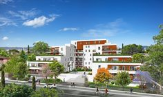 Perspective programme OGIC - Crré Michelet - Marseille
