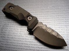 Raidops LJ3MP Fixed Blade Knife