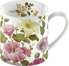 Katie Alice Floral Mug from the Highland Fling collection