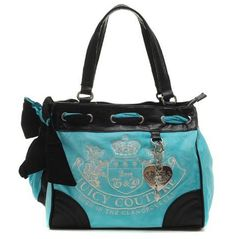 One day I will own this juicy couture purse! One day!
