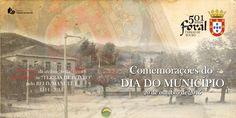 """O Município de Terras de Bouro irá assinalar a 20 de Outubro o seu feriado municipal. O """"Dia do Município"""""""