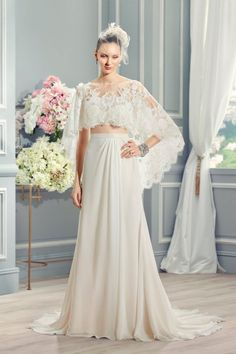 Wedding gown by Moonlight Collection