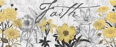 Floral Faith YG nobutterflies