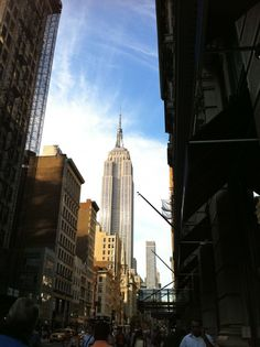 A Stroll Up Fifth Avenue