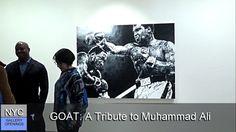 JOSHUA LINER - Group Show Aaron Johnson, New York Art, Muhammad Ali, Lovers Art, Nyc, Group, Gallery, Fictional Characters, Roof Rack
