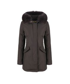 50d36360 Warm, comfortable and iconic Woolrich parkas and coats in a range of styles  and colors.