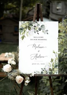 Bridal Shower Welcome Sign, Wedding Welcome Signs, Etsy Wedding Signs, Sign Templates, Couple Shower, Colorful Backgrounds, Marie, Dream Wedding, Wedding Decorations