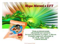 Jak przy pomocy EFT wzmocnić skuteczność Mapy Marzeń.
