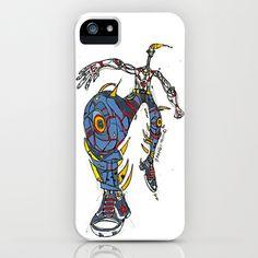 BigLeg iPhone & iPod Case by Maccu Maccu - $35.00