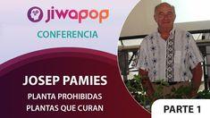 Planta Prohibidas, Plantas que Curan – Josep Pamies…  Parte 1 Conferenci...