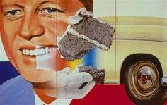 History of Art: Pop Art - James Rosenquist Pompidou Paris, Georges Pompidou, Cultura Pop, Andy Warhol, Robert Rauschenberg, Museum Ludwig, James Rosenquist, Pop Art Artists, Mass Culture