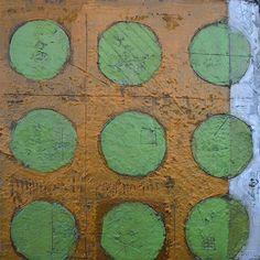 Circles Abstract Art Korol