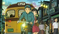 La Colline aux coquelicots est un manga créé en 1980 par Chizuru TAKAHASHI