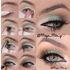 Love the eyes and the #makeup