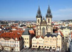 Start with a romantic bridge, add in some cobblestone streets, mix in majestic castles plus charming hilltop views and you have a recipe for a fairytale vacation. Prague, also known as the City of 100 Spires, might seem like a compact city from the outside, but it packs in a lot, from historical landmarks, beautiful architecture, delicious restaurants, and top-notch nightlife. So how do you tackle a destination that has it all? Here, we shared a sample three-day itinerary to help travelers…