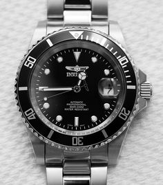 Invicta 8926ob - homage to one of my favorites (Rolex 16610)