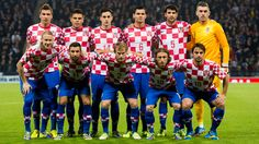 Croatia - Team Photo