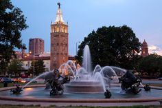 Kansas City, Missouri: One of 10 U.S. Destinations You Should Visit In 2014 | Lonely Planet.  Wide open and inviting Kansas City is famed for more than its 200 fountains (on par with Rome).