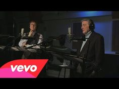 ▶ Tony Bennett duet with Paul McCartney - The Very Thought of You - YouTube