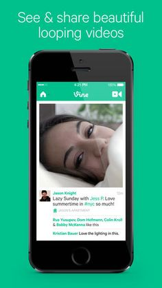 Top Free iPhone App #37: Vine - Vine Labs, Inc. by Vine Labs, Inc. - 03/03/2014
