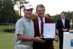 David Higgins mejor profesional del club en el PGA de Wentworth