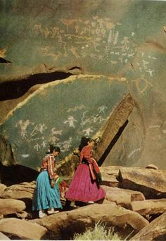 1959 National Geographic article - Navajo
