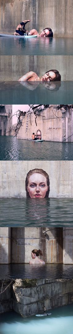 "If you've seen these great ""street"" art pieces and were wondering how the artist…"