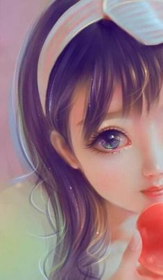 Lovely Girl Image, Beautiful Girl Photo, Beautiful Anime Girl, Beautiful Girl Drawing, Girl Cartoon Characters, Cute Cartoon Girl, Cartoon Art, Cute Love Images, Cute Girl Drawing