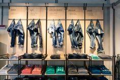 Benetton Nuevo Concepto de Tienda