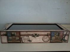 Caixa para relógios ou óculos R$ 98,56
