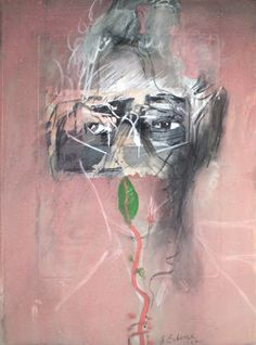 Contemporary artwork, oil painting, etching, collage, collagraph and mixed media about the female gaze with an environment focus. Cell Growth, Collagraph, Contemporary Artwork, Gouache, Poet, Pastel, Facebook, Creative, Painting