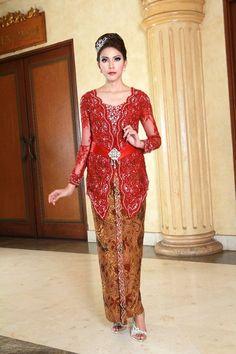 Beautiful kebaya modern dress 2016
