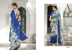 Fabulous Blue Printed Saree. Dazzle up your evening look by draping this saree. This saree will keep you comfortable all day long. This saree is quite comfortable to wear and easy to drape as well. This saree comes with matching unstitch Blouse. #saree, #wholesalesarees, #casualsarees, #wholesalesuppliers, #addsharesale http://www.addsharesale.com/
