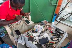 Electronic Waste   Green Living   RESET.org