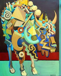 Jude Bischoff Modern Animals Party Buffalo IV