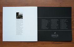 Galerias Metallo by Design Etiquette, via Behance