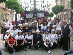 1@ cuadrilla de mujeres de Pedrera