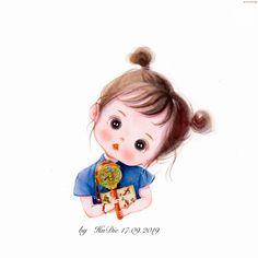 Cute Baby Cartoon, Cute Cartoon Pictures, Cute Cartoon Drawings, Girly Drawings, Cute Love Cartoons, Cartoon Girl Drawing, Cartoon Pics, Cute Cartoon Wallpapers, Cute Pictures