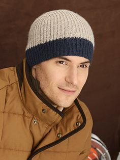 Icehouse Hat pattern by Melissa LaBarre ~ Sport 5ply ~ FREE pattern