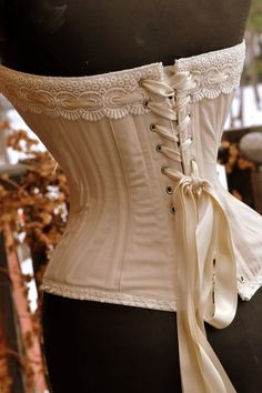 Rustic Wedding,  Bridal Lingerie, Steampunk Wedding, Overbust Corset
