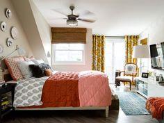 Modern | Bedrooms | Lori Dennis : Designer Portfolio : HGTV - Home & Garden Television