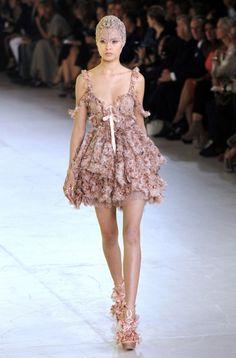 Sarah Burton for Alexander McQueen 2012
