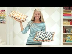 How to make a pillow or cushion with Piping attached - Sewing Method