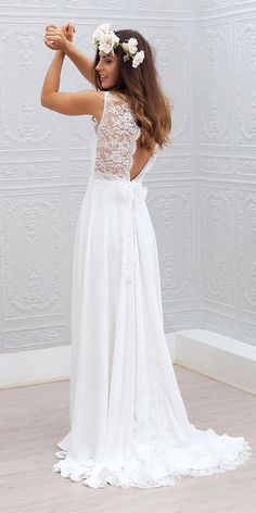 Most Wanted White Elegant Gowns ★ See more: https://weddingdressesguide.com/white-elegant-gowns/ #bridalgown #weddingdress