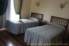Room at Norte y Londres, Burgos   www.traveldestinationbucketlist.com