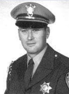 California Highway Patrol Officer Dale M. Krings EOW May 21, 1962.  Remember the fallen.