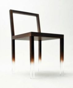 Fadeout Chair by Nendo