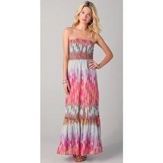 I have been so into printed maxi dresses the last few summers. They are just the perfect way to stay classy in the heat.