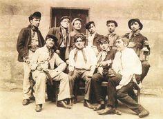 Les apaches de Belleville !